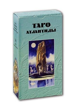 Таро Атлантиды купить в Украине