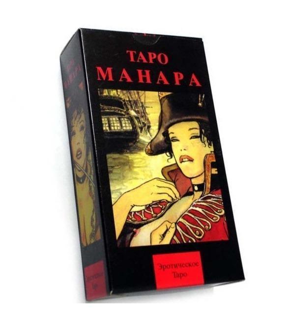 Карты Таро Манара купить в Украине, Киеве, Одессе, Николаев, Львове