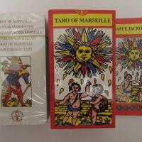 Марсельсктое таро купить в Украине