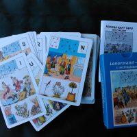Купить Карты Ленорман 54. Астро-мифологические карты Ленорман в Украине - Киеве, Одессе, Харькове