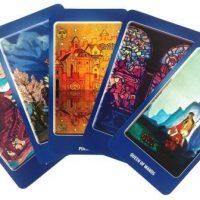 Таро Агни Рерихов купить в Украине - Одесса, Харькове, Днепре. AGNI Roerich Tarot