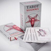 Таро Теней Подарочный набор. Новинка 2017! Tarot of Shadows - Classic Edition