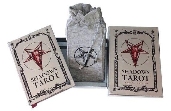 Таро Теней купить в Украине. Tarot of Shadows - Special Edition
