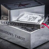Набор Таро Теней. Новинка. Tarot of Shadows - Special Edition