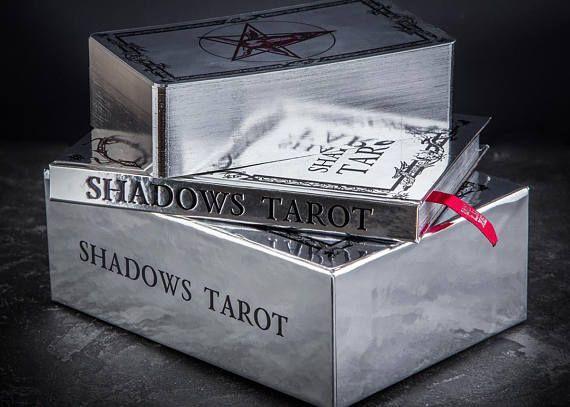 Таро Теней купить в Украине. Tarot of Shadows