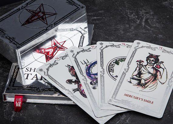 Новинка. Таро Теней купить в Украине. Tarot of Shadows - Special Edition