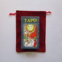 Купить бархатный мешочек для таро