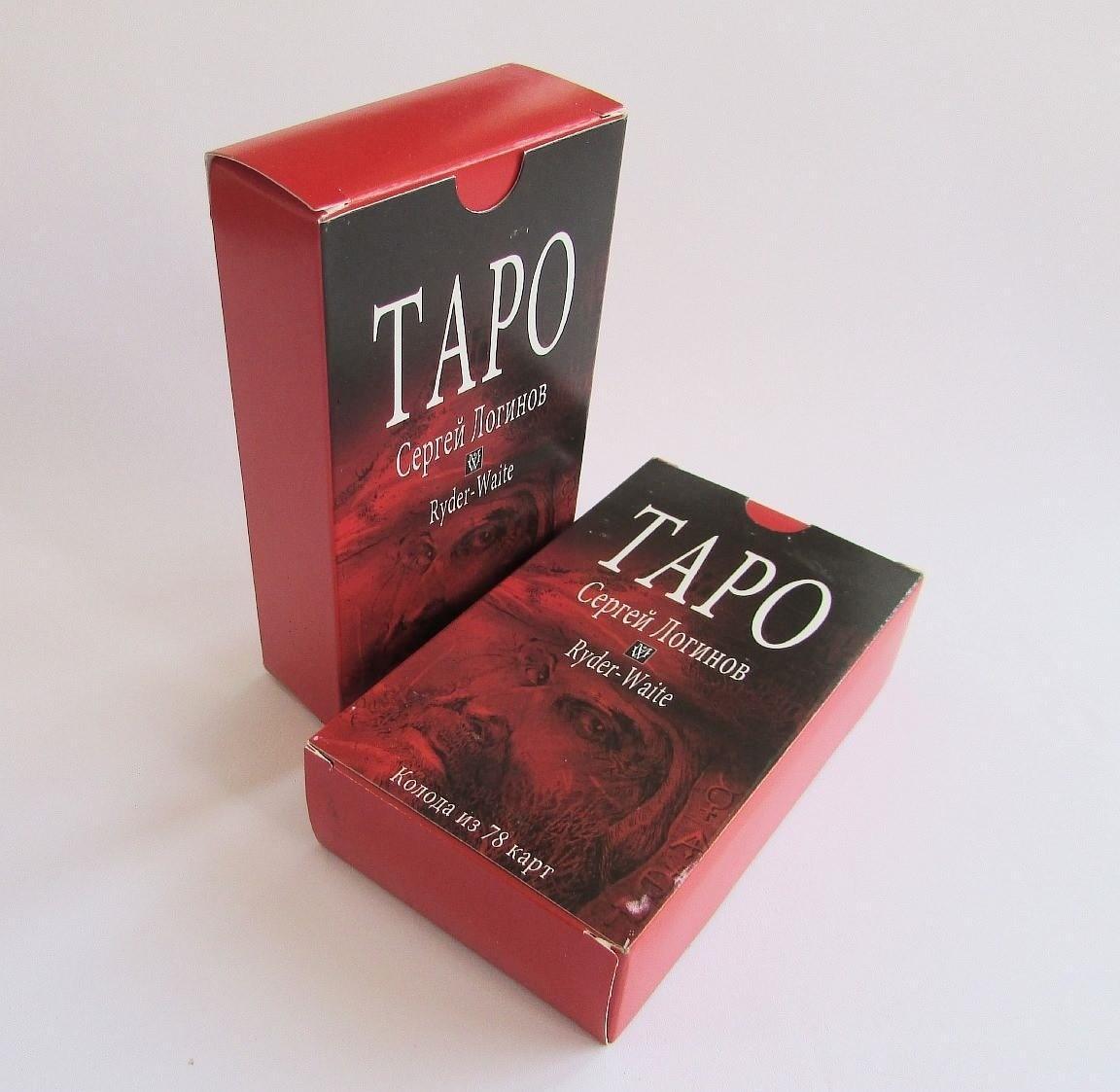 Таро Логинова купить в Украине