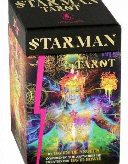 Стармэн Таро. Starman Tarot купить в Украине